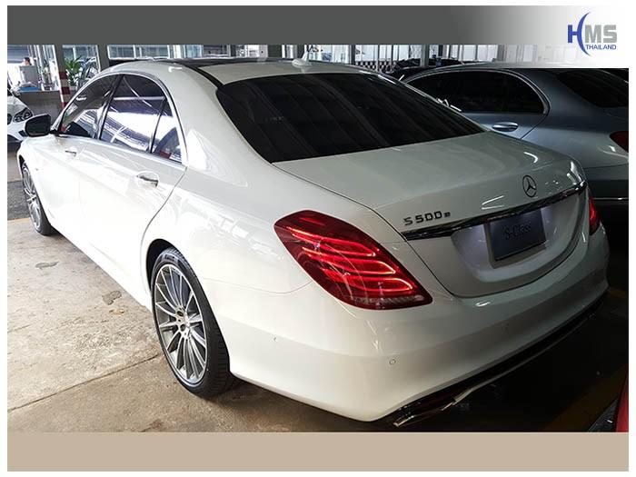 20170824 Mercedes Benz S500e_W222_back