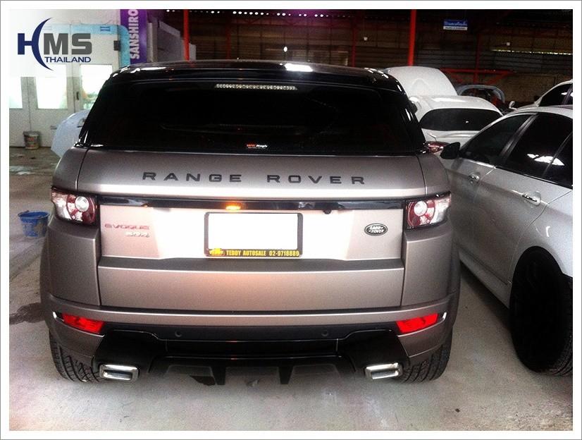 Rand Rover Evoque