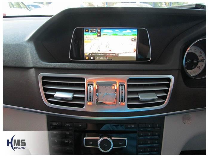 20150213 Mercedes Benz E200 W212_Navigation box_TC5000_SpeedNavi_map