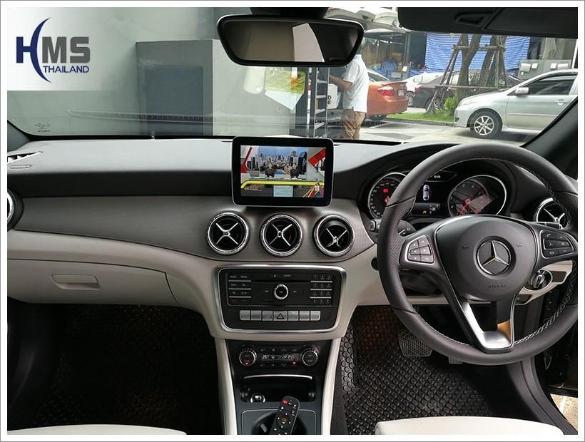 20171003 Mercedes Benz CLA200 C117_TV Digital_ASUKA_HR630_menu
