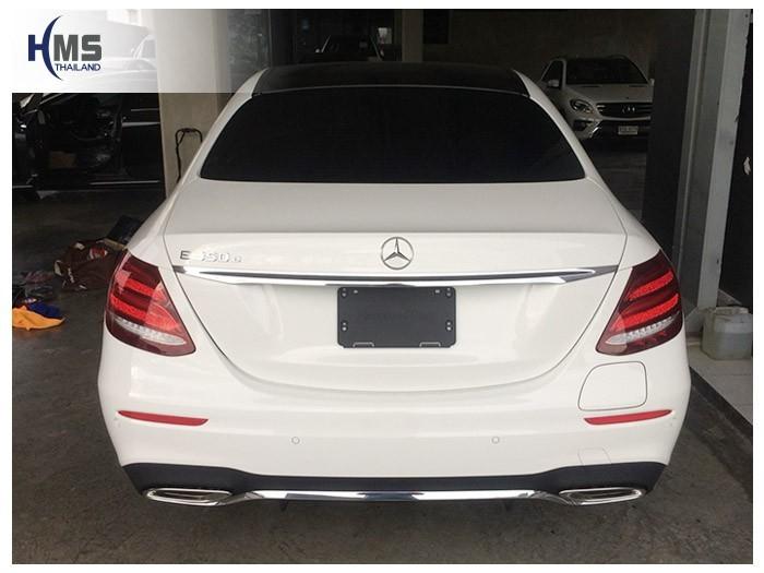 20180620 Mercedes Benz E350e_W213_back,Benz, Mercedes ,เบนซ์ ,เมอร์เซเดส, ซาลูน,ราคาเบนซ์,facelift ,Brabus ,AMG ,Bluetec ,Hybrid,ไฮบริด,