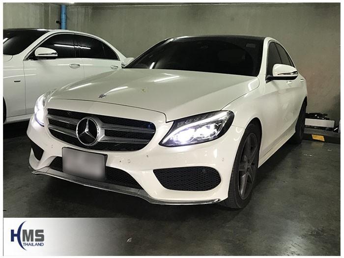 20171122 Mercedes Benz C300_W205_front