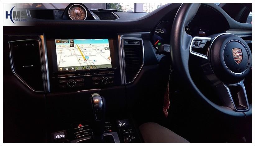 20180420 Porsche Macan PCM3.1 Navigation box Tc5000