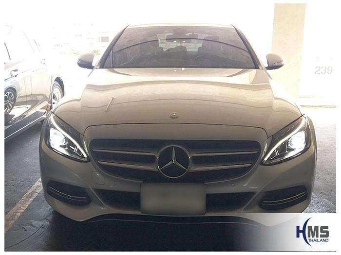 20180516 Mercedes Benz C200_W205_front
