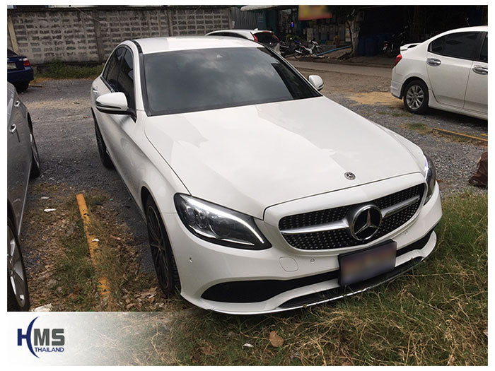 20190513 Mercedes Benz C220 W213 front