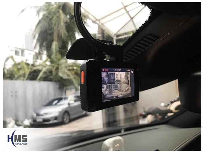 20180908 Mercedes Benz CLA250_C117_DVR_Mio_MiVue_792_screen,กล้องติดรถยนต์ Mio MiVue 792 มีหน้าจอขนาด 2.7 นิ้ว สามารถดูวีดีโอที่บันทึกได้จากหน้าจอของกล้อง