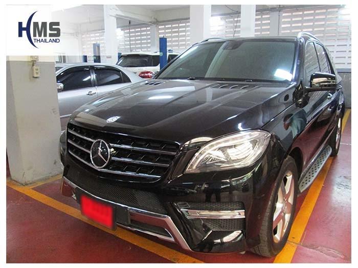 20150128 Mercedes Benz ML250 X116_front