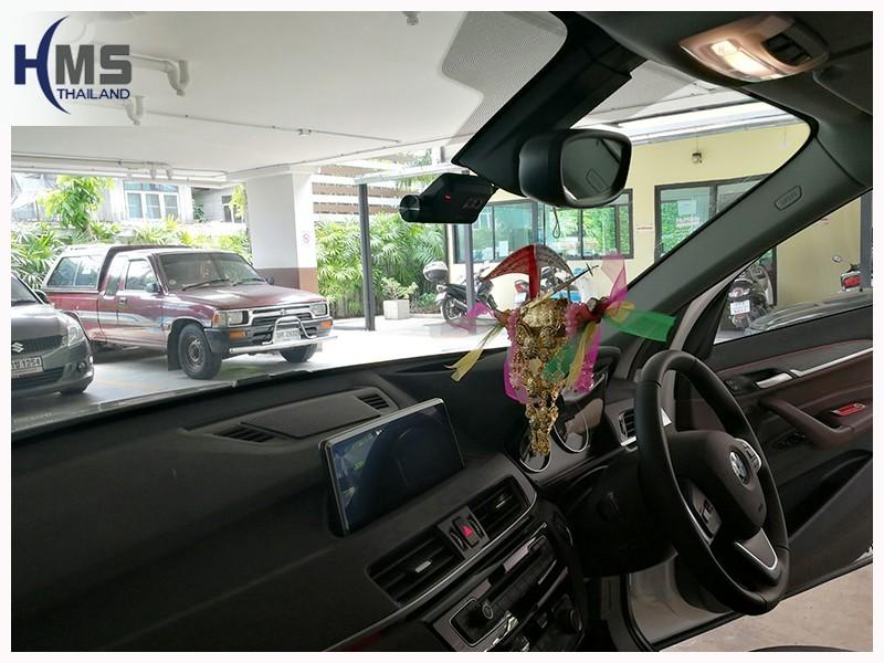BMW X1 F48 (กล้องติดรถยนต์ Thinkware F800 Pro)