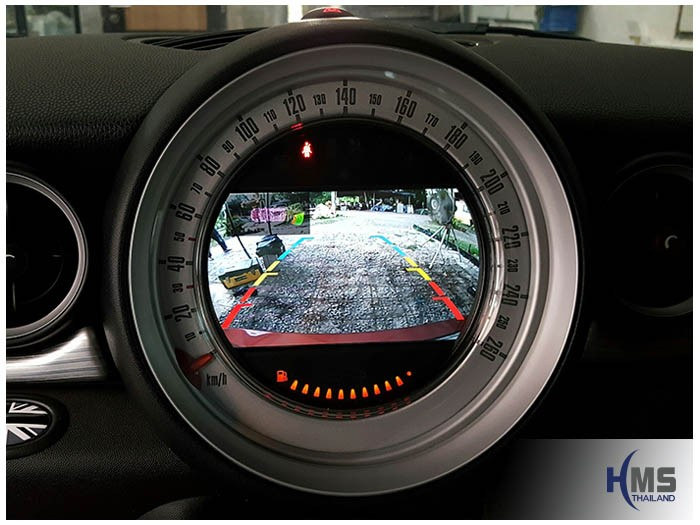 20170117 MINI_Rear camera_view