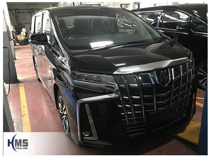 20180809 Toyota Alphard_front,โตโยต้า,Toyota,Vellfire,Alphard,