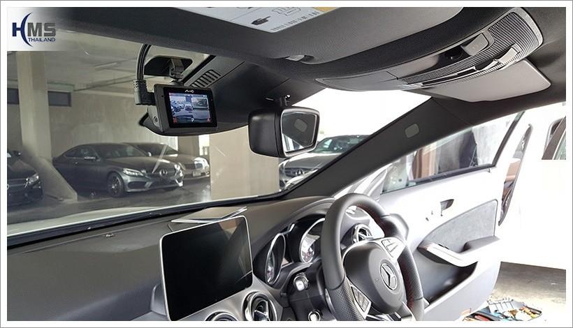 20180329 Mercedes Benz GLA250_w156_กล้องติดรถยนต์_Mio MiVue 786
