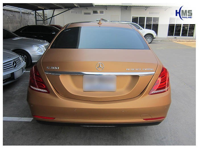 20150203 Mercedes Benz S300 W222_back