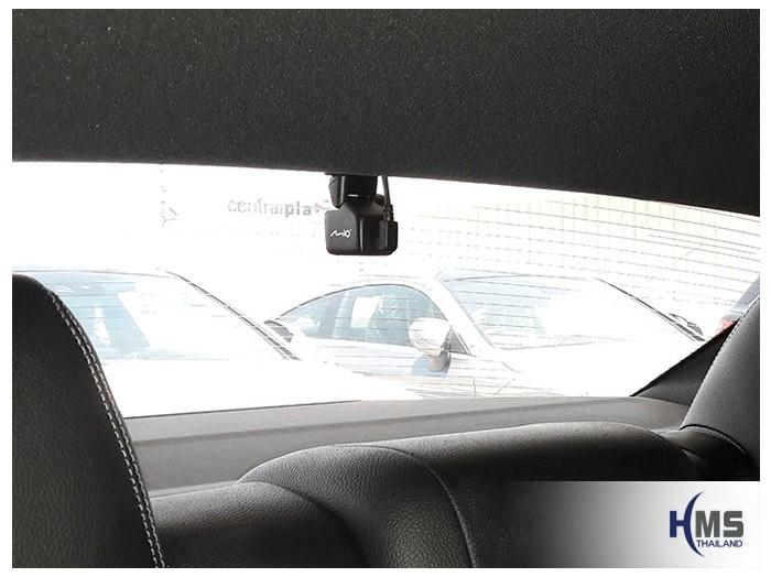 20180516 Mercedes Benz CLA200_C117_DVR_Mio_MiVue_A30