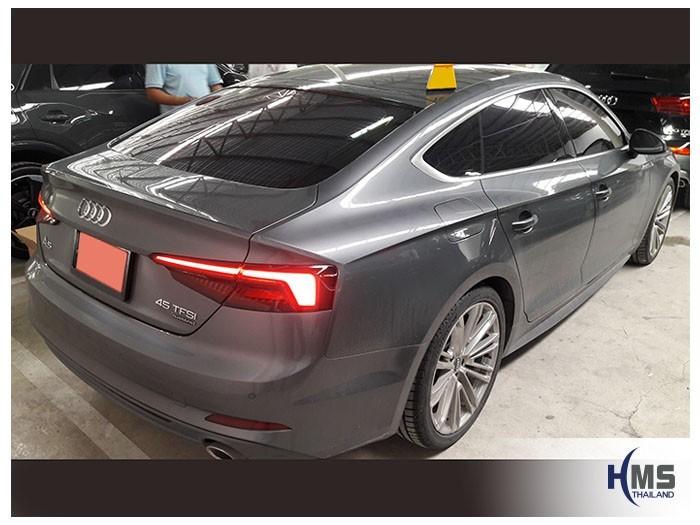 20180830 AUDI A5_back,ภาพท้ายรถ Audi A5