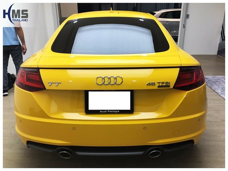 รถ Audi TT 45 TFSI quattro