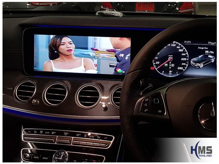20170823 Mercedes Benz E350e_W213_TV Digital_ASUKA_HR600_HU