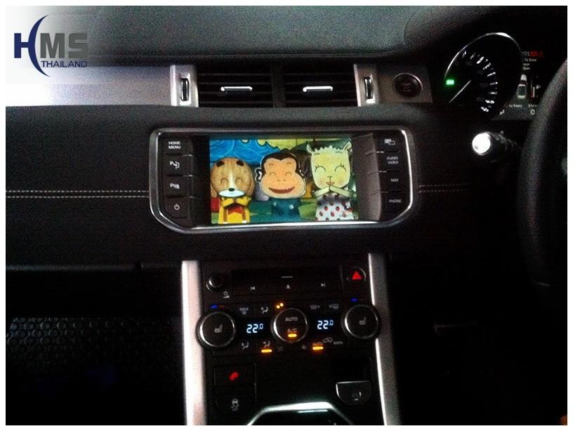 Rand Rover Evoque TV Tuner