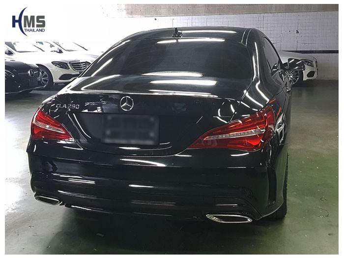 20180620 Mercedes Benz CLA250_C117_back,Benz, Mercedes ,เบนซ์ ,เมอร์เซเดส, ซาลูน,ราคาเบนซ์,facelift ,Brabus ,AMG ,Bluetec ,Hybrid,ไฮบริด,