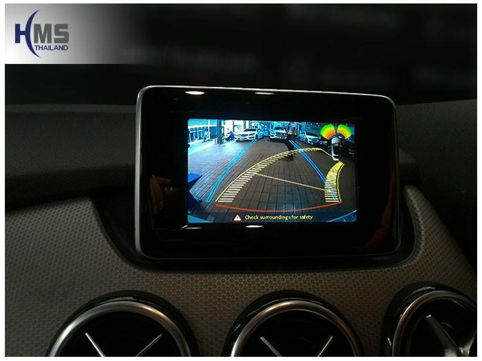 20170512 Mercedes Benz B200_W246_Rear camera_view,Benz, Mercedes ,เบนซ์ ,เมอร์เซเดส, ซาลูน,ราคาเบนซ์,facelift ,Brabus ,AMG ,Bluetec ,Hybrid,ไฮบริด, gps, navigation, Speednavi, Map, Navigator, Automobiles, Motor show Bangkok ,Motor expo, ราคา, ใบราคา, pricelist ,มือสอง , โชว์รูม, แผนที่, จีพีเอส, นำทาง,รีวิว, ทดสอบ,เนวิเกเตอร์, ประเทศไทย,ทีวีดิจิตอล,Digital TV,ทีวี,Rear camera,จอถอยหลัง,กล้องมองหลัง,กล้องถอยหลัง,หมุนตามพวงมาลัย,PAS,Park assistant system, carplay , android auto, screen mirroring, ภาพมือถือขึ้นจอรถยนต์ ,กล้องบันทึกเหตุการณ์ ,กล้องบันทึก, กล้องติดหน้ารถ, กล้องวีดีโอ, DVR, Driving Video recorder, thinkware, Blackvue, ,carcamkorea ,กล้องวีดีโอ, test drive ,