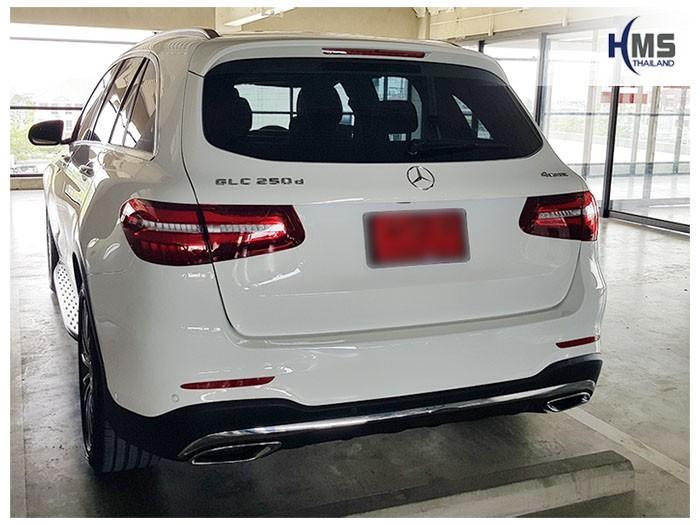 20180531 Mercedes Benz GLC250d_W253_back,ท้ายรถเบ็นซ์ GLC250d