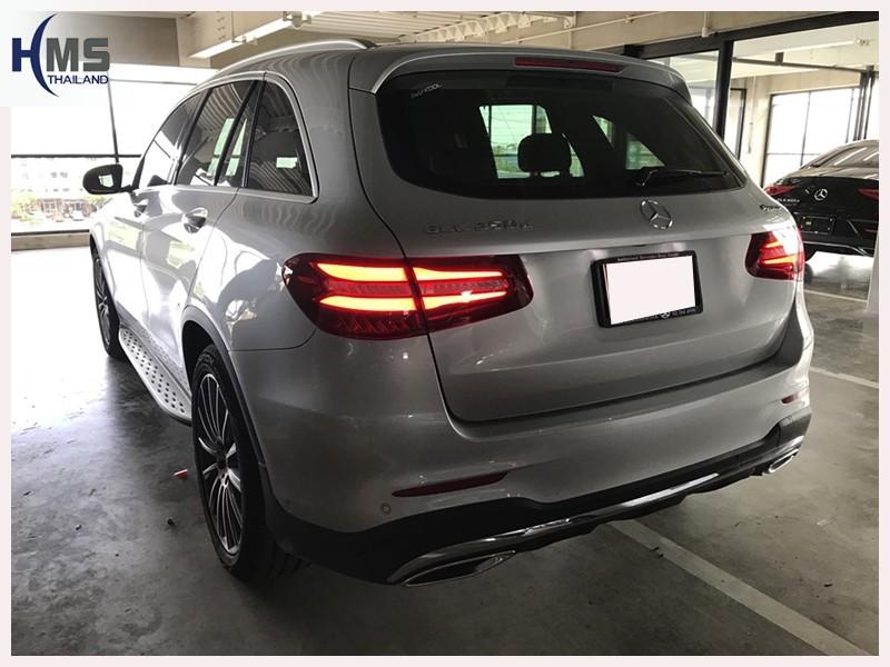 20180707 Mercedes Benz GLC250 Coupe_back,Benz, Mercedes ,เบนซ์ ,เมอร์เซเดส, ซาลูน,ราคาเบนซ์,facelift ,Brabus ,AMG ,Bluetec ,Hybrid,ไฮบริด
