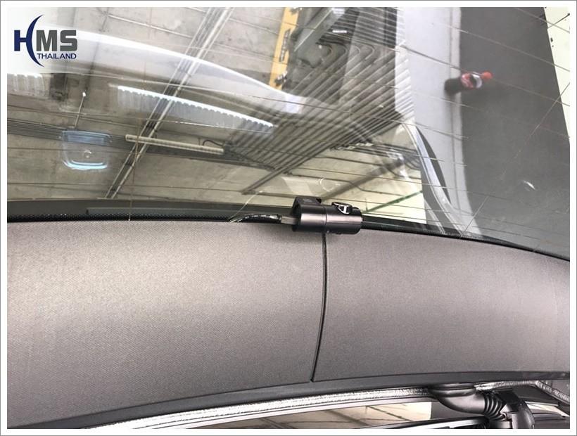 20171027 Mercedes Benz GLC250d X253_DVR_Thinkware_X550_rear