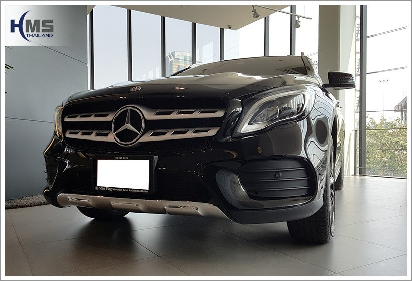 20180214 Mercedes Benz GLA250 W156_front