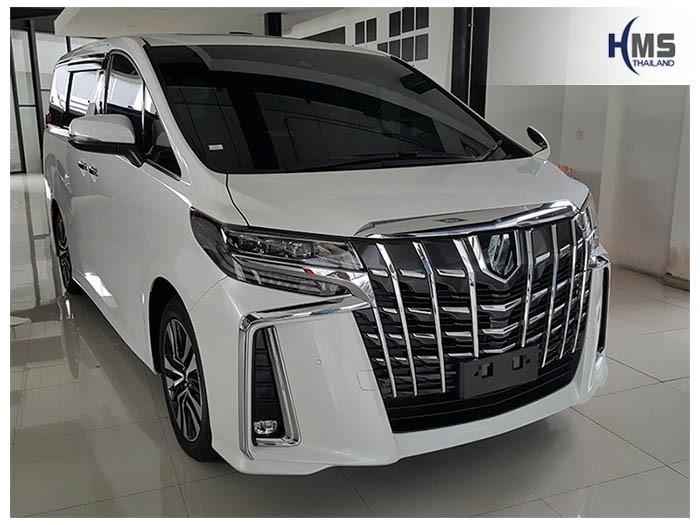 20180531 Toyota Alphard_front