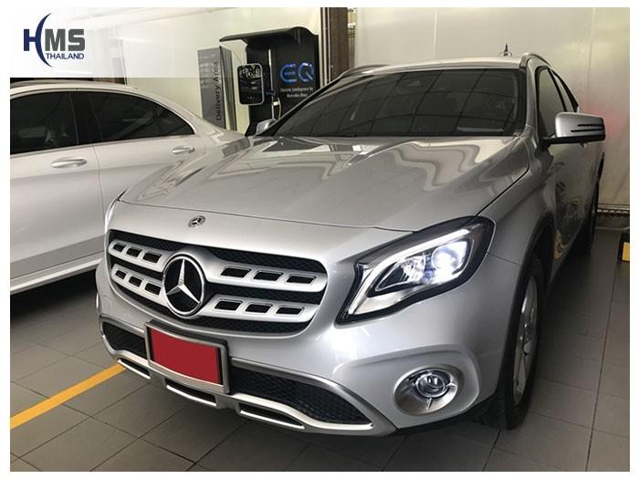 20180831 Mercedes Benz GLA200_W156_front,ภาพหน้ารถ Mercedes Benz GLA200 W156