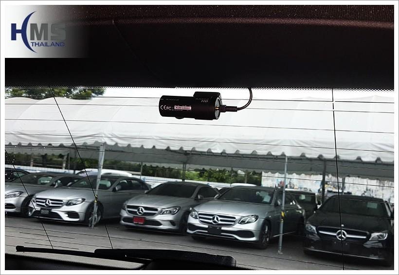 20170721 Mercedes Benz GLC250d X256_DVR_BlackVue_DR650GW-2CH_front