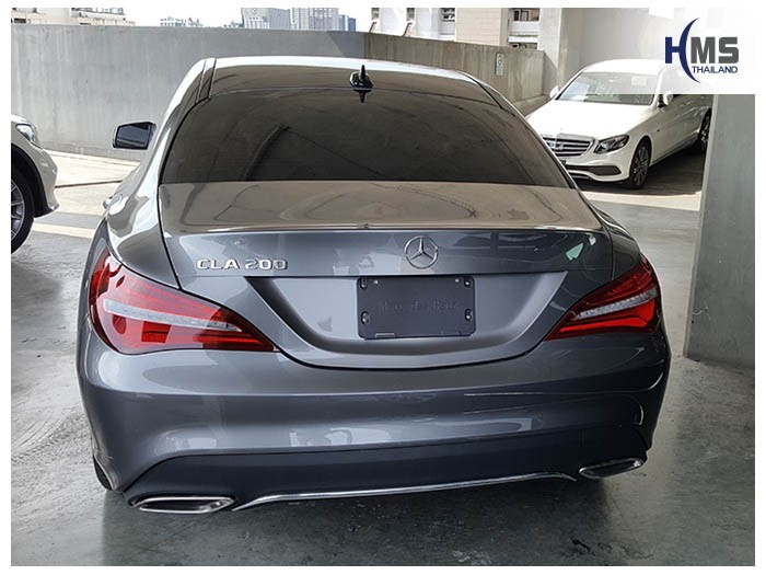 20180517 Mercedes Benz CLA200_C117_back