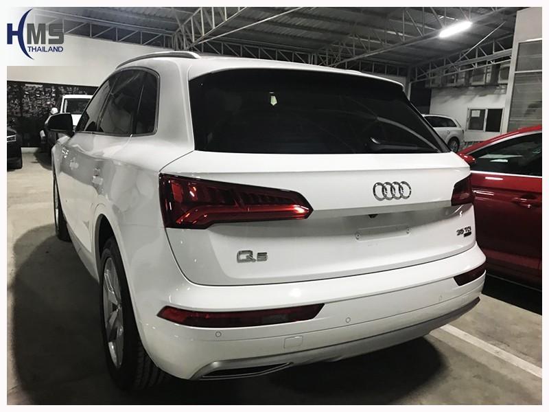 20180726 Audi Q5_back,Audi Thailand,A4,A5,A6,Q2,Q3,Q5,Q7,TT,TTS, R8
