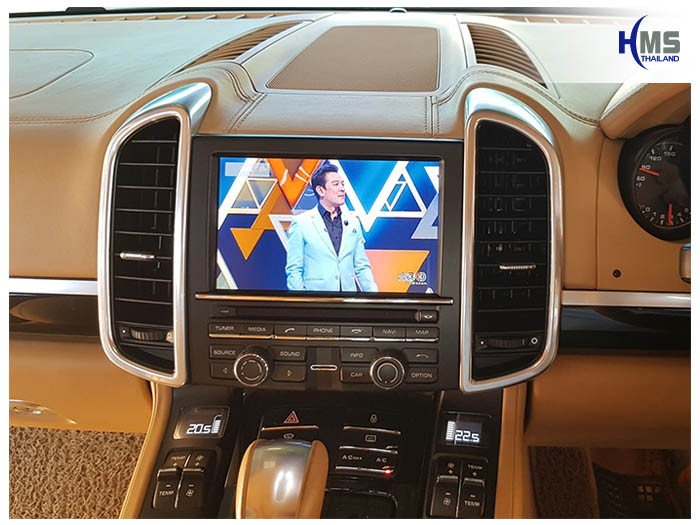 20170831 Porsche Cayenne PCM3.1_TV Digital_ASUKA_HR600_TV
