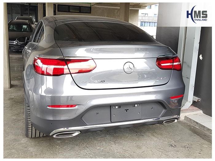 20180822 Mercedes Benz GLC250_Coupe_W253_back,Benz, Mercedes ,เบนซ์ ,เมอร์เซเดส, ซาลูน,ราคาเบนซ์,facelift ,Brabus ,AMG ,Bluetec ,Hybrid,ไฮบริด