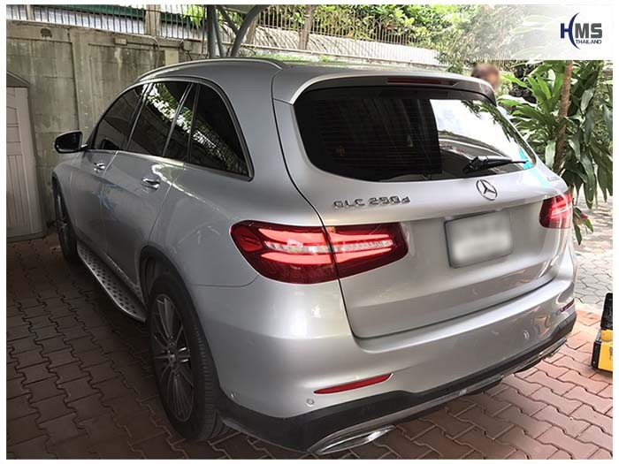 20170809 Mercedes Benz GLC250d X253_Back