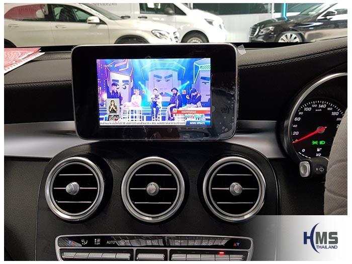 20170828 Mercedes Benz GLC250d_X253_TV Digital_ASUKA_HR600_TV