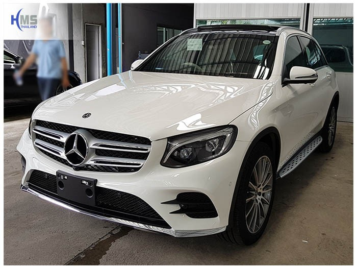 20170828 Mercedes Benz GLC250d_X253_front