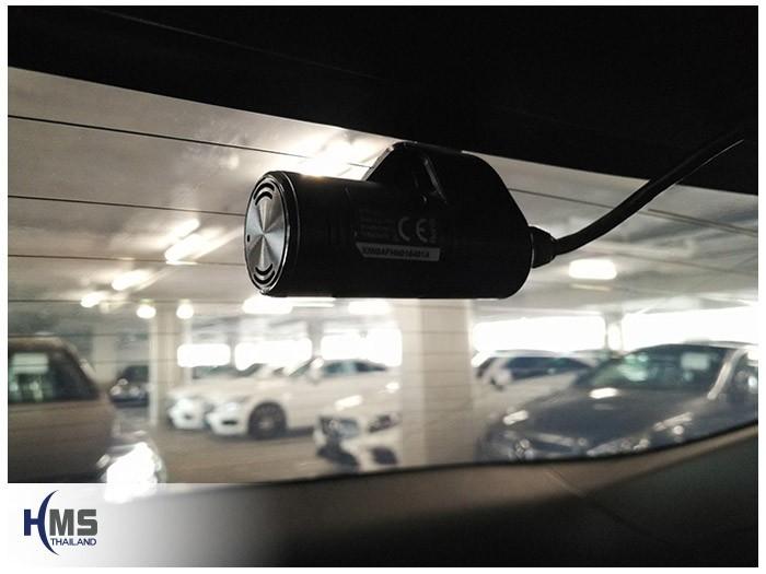 20171129 Mercedes Benz GLC250 Coupe_W253_DVR_Thinkware_F800 Pro_rear