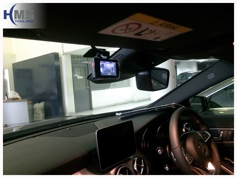 20180718 Mercedes Benz GLA250 W156 กล้องติดรถยนต์ Mio MiVue 792