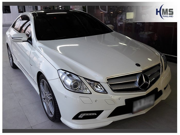 20180517 Mercedes Benz E350_Coupe_W207_front