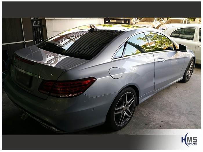 20170621 Mercedes Benz E200 Coupe_W207_back