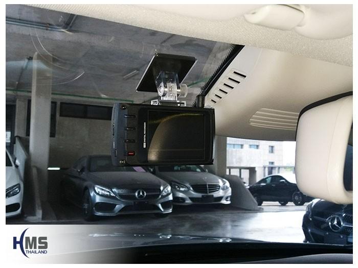 20180601 Mercedes Benz C350e W205_DVR_Thinkware_X330,
