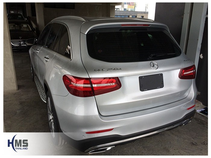 20180625 Mercedes Benz GLC250d_W253_back,Benz, Mercedes ,เบนซ์ ,เมอร์เซเดส, ซาลูน,ราคาเบนซ์,facelift ,Brabus ,AMG ,Bluetec ,Hybrid,ไฮบริด