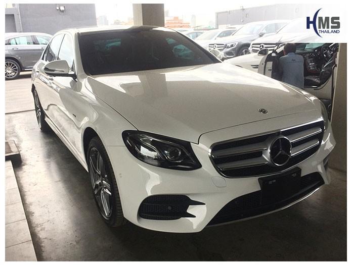 20180620 Mercedes Benz E350e_W213_front,ติดกล้องติดรถยนต์ บน Mercedes Benz E350e W213