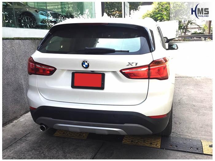 20161201 BMW X1 F48 Rear