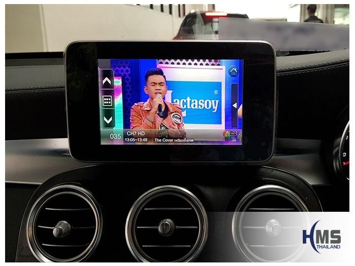 20170912 Mercedes Benz GLC250d_X253_TV Digital_ASUKA_HR600_TV