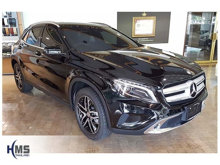 20170912_Mercedes Benz GLA200_X156_side