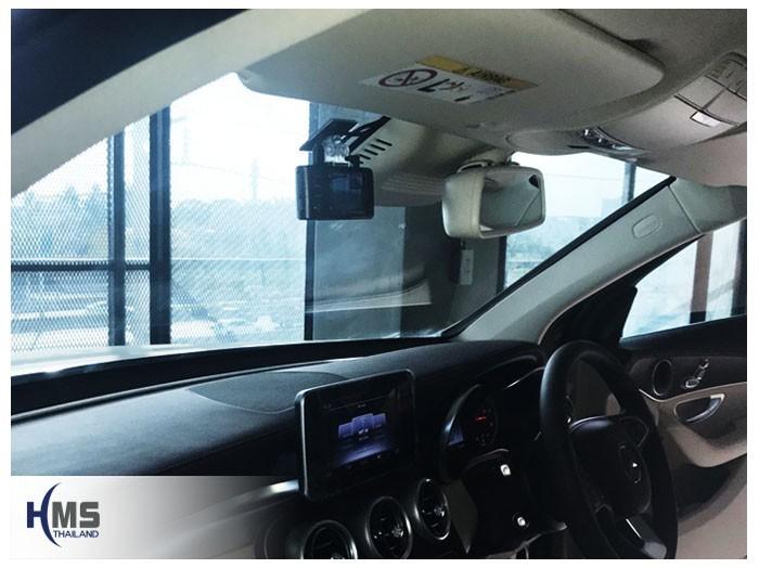 20180510 Mercedes Benz GLC250d_W253_Thinkware_X550_front_2