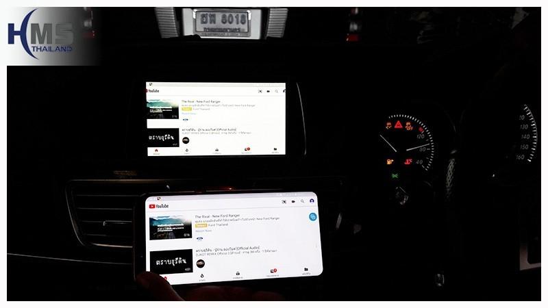20180717 Mercedes Benz E200 W212_Wifi box_movie,carplay , android auto, screen mirroring, ภาพมือถือขึ้นจอรถยนต์ , Screen mirror, mirror link, car wifi display, car wifi