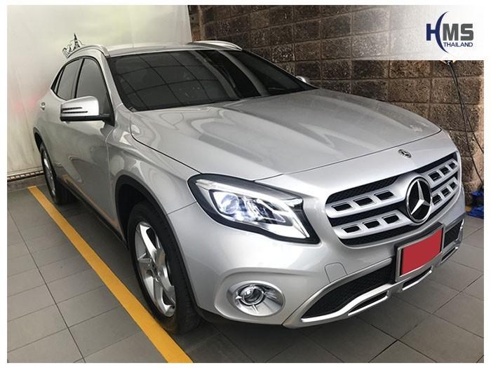 20180831 Mercedes Benz GLA200_W156_front_1